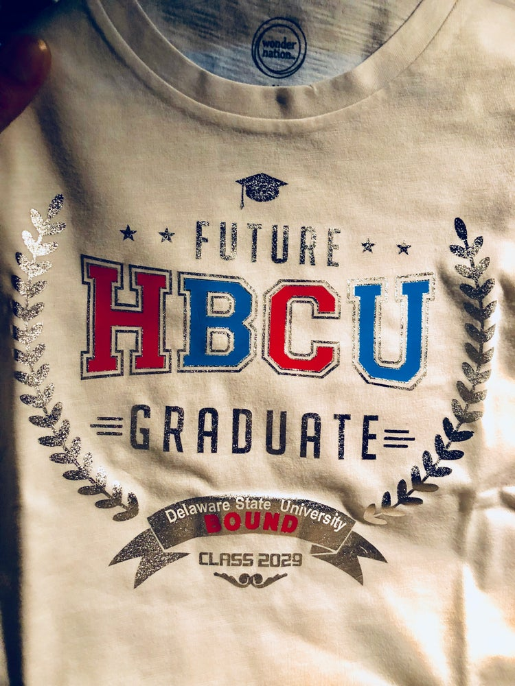 Image of Proud and Future HBCU Tee