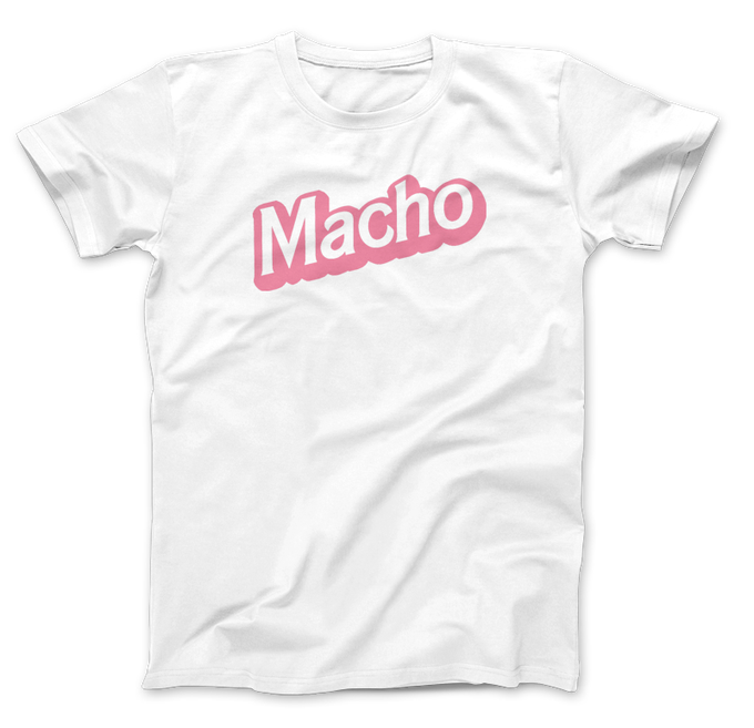 Image of Macho Barbie T-Shirt