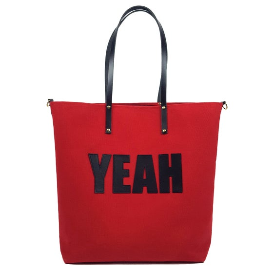Image of 4 LETTER WORDS TOTE BAG