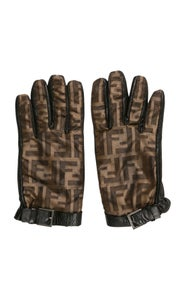 Image of BRAND NEW: Fendi Gloves