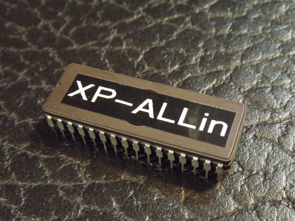 Image of XP-ALL+ CHIP BURNING SERVICE