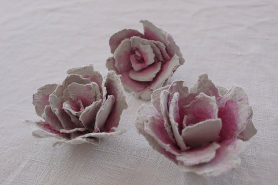Image of Paper roses