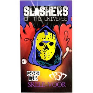 Image of Skele-voor Pin (Slashers of the Universe)