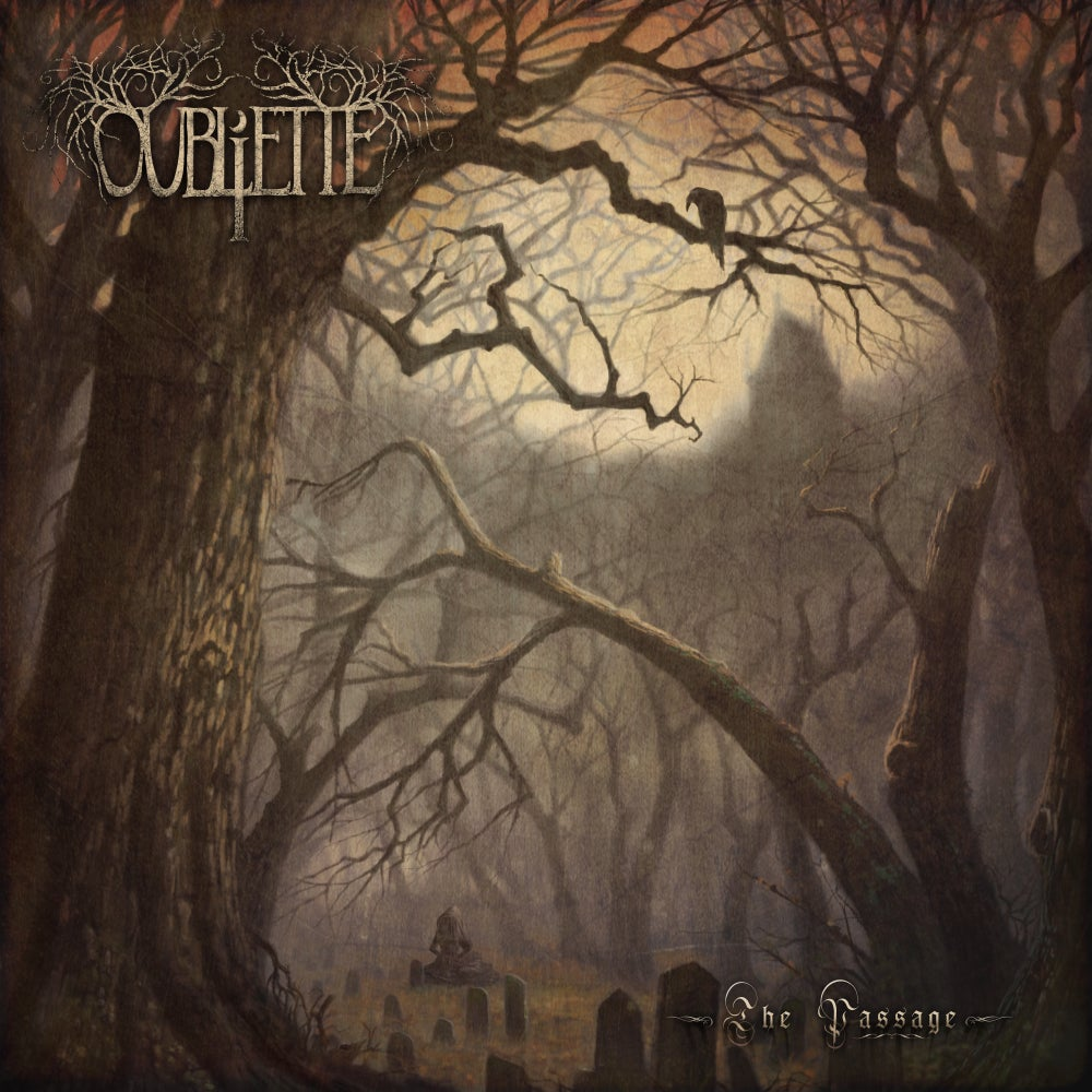 Image of OUBLIETTE - The Passage - CD