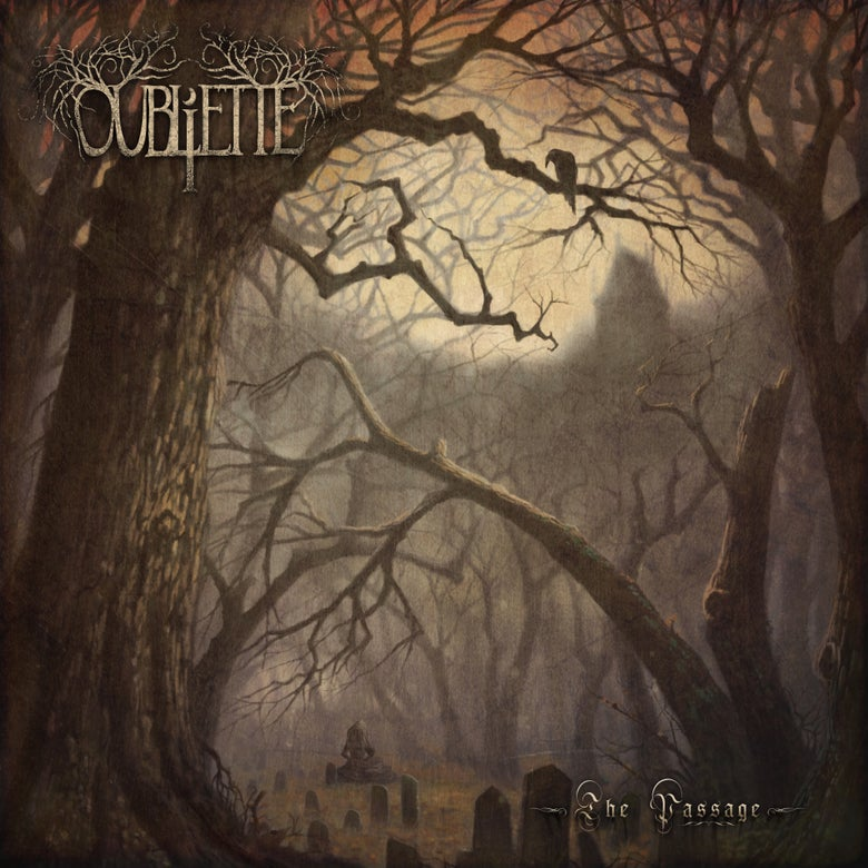 Image of [PRE-ORDER] OUBLIETTE - The Passage - CD