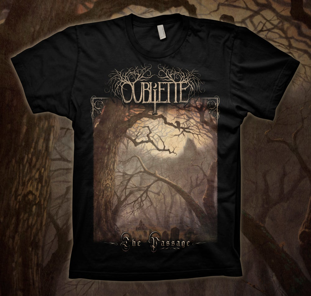 Image of [PRE-ORDER] OUBLIETTE - The Passage - TEE