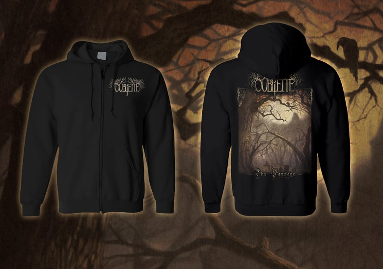 Image of [PRE-ORDER] OUBLIETTE - The Passage - Hoodie