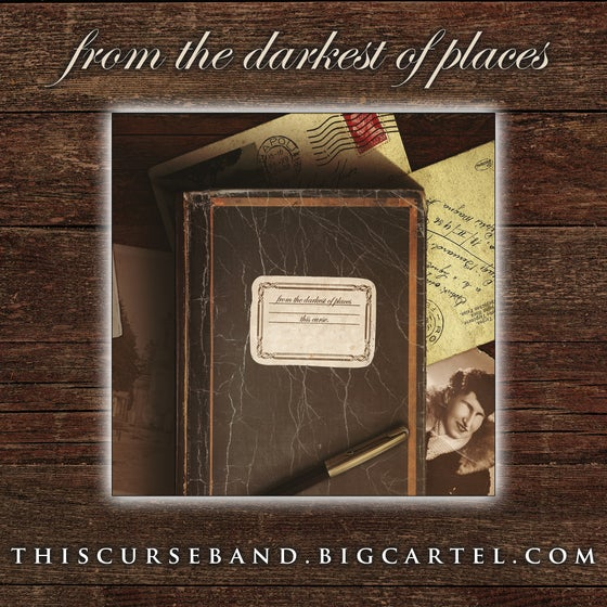 "Image of ""From the Darkest of Places"" CD/Digipak"