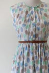 Image of Bows And Balloons Cotton Day Dress