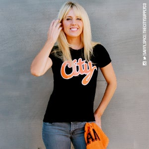 Image of $20 LADIES: PLAYBALL: GIANTS COLORWAY