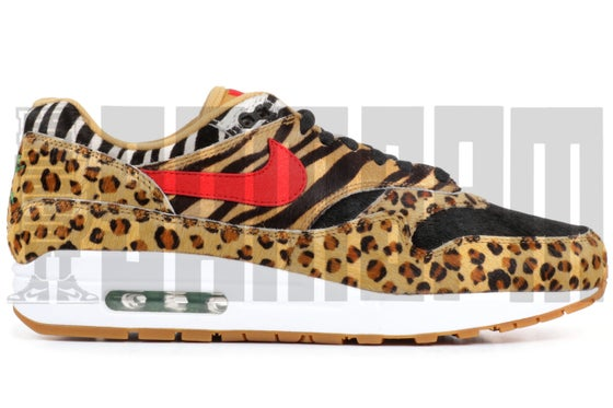 "Image of Nike AIR MAX 1 DLX ""ANIMAL PACK"""