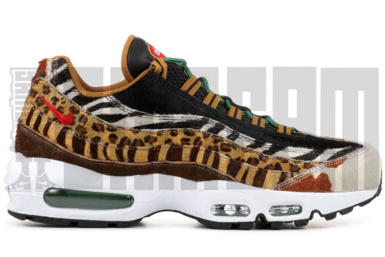 "Image of Nike AIR MAX 95 DLX ""ANIMAL PACK"""