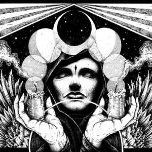 Image of GERANIUM/ LINK split LP