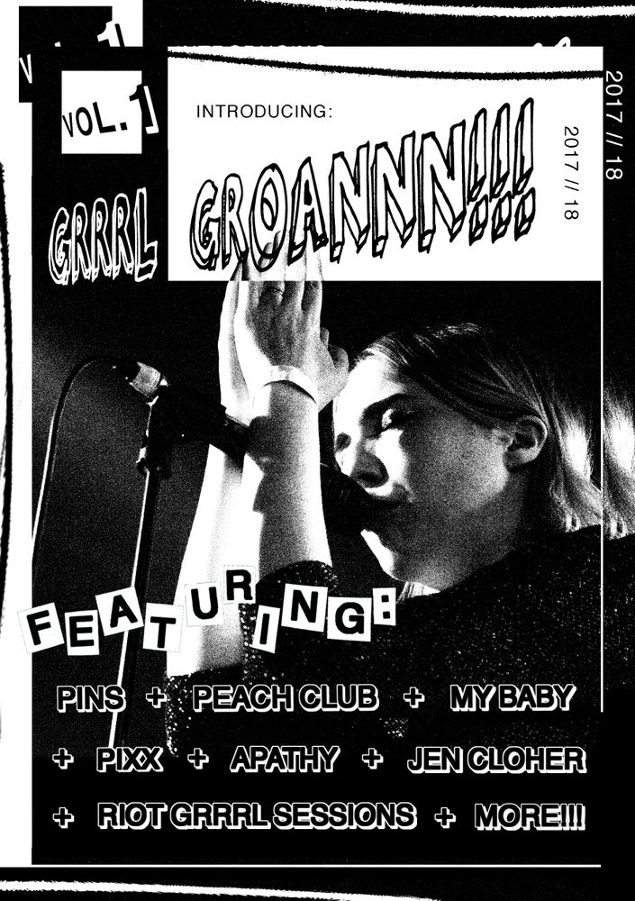 Image of GRRRL GROANNN VOL.1