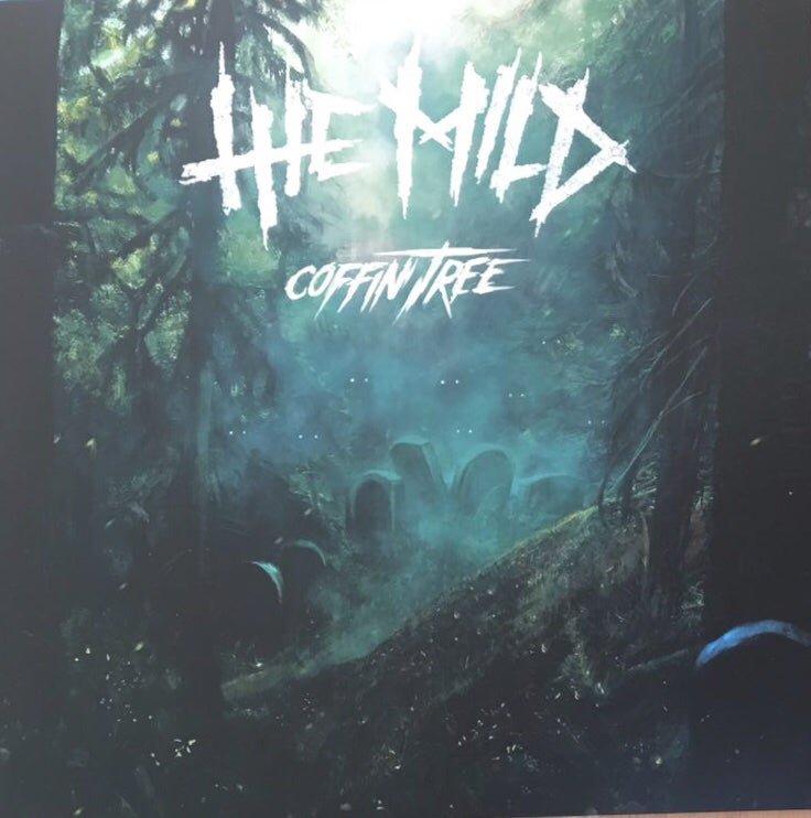 Image of GRR-004: THE MILD - Coffin Tree LP