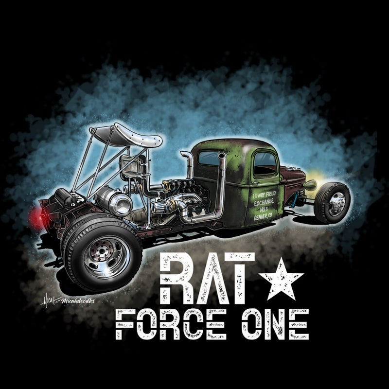 Image of RAT FORCE ONE