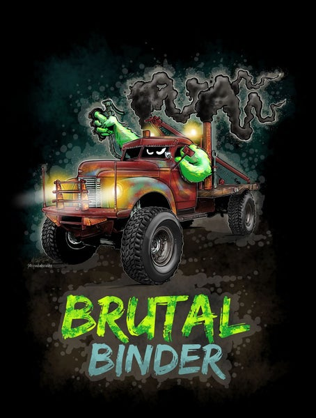 Image of Brutal Binder