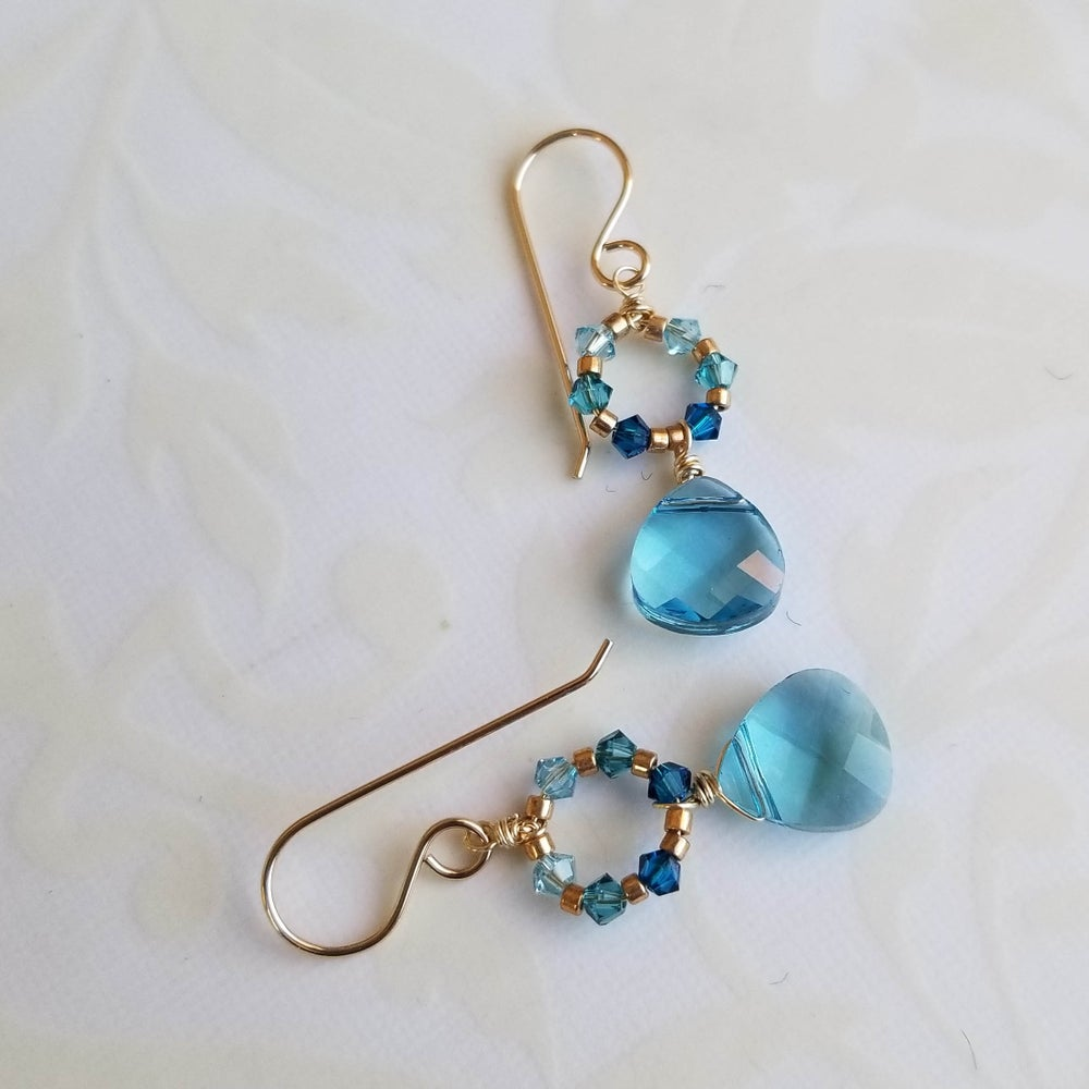 Image of Colors of Capri Earrings