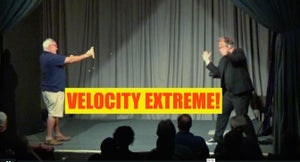 Image of Velocity Extreme - Paintball Bullet Catch