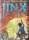 Jinx's Fire (Jinx #3) by Sage Blackwood