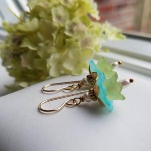Image of Mermaid's Earrings