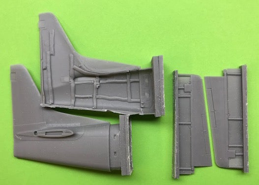 Image of P-51 Mustang 'Late Style' Tail (Revell)