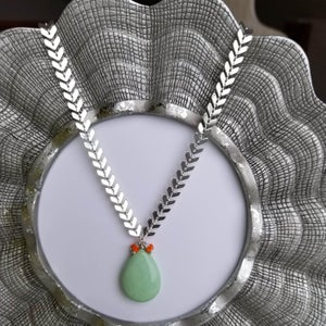 Image of Simple Santa Fe Necklace