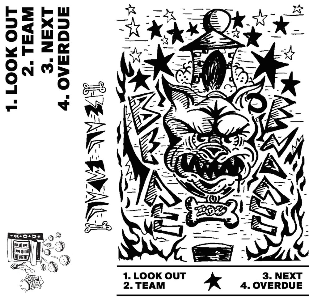 Image of IOU #8 - Be All End All Demo Tape