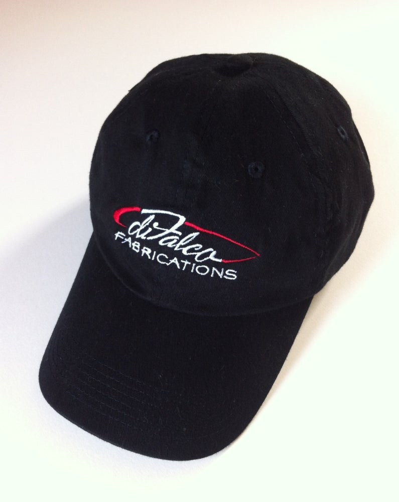 Image of di Falco Fabrications Logo Hat