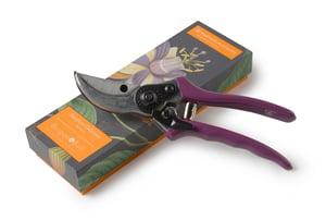 Image of Burgon & Ball Passiflora Secateurs