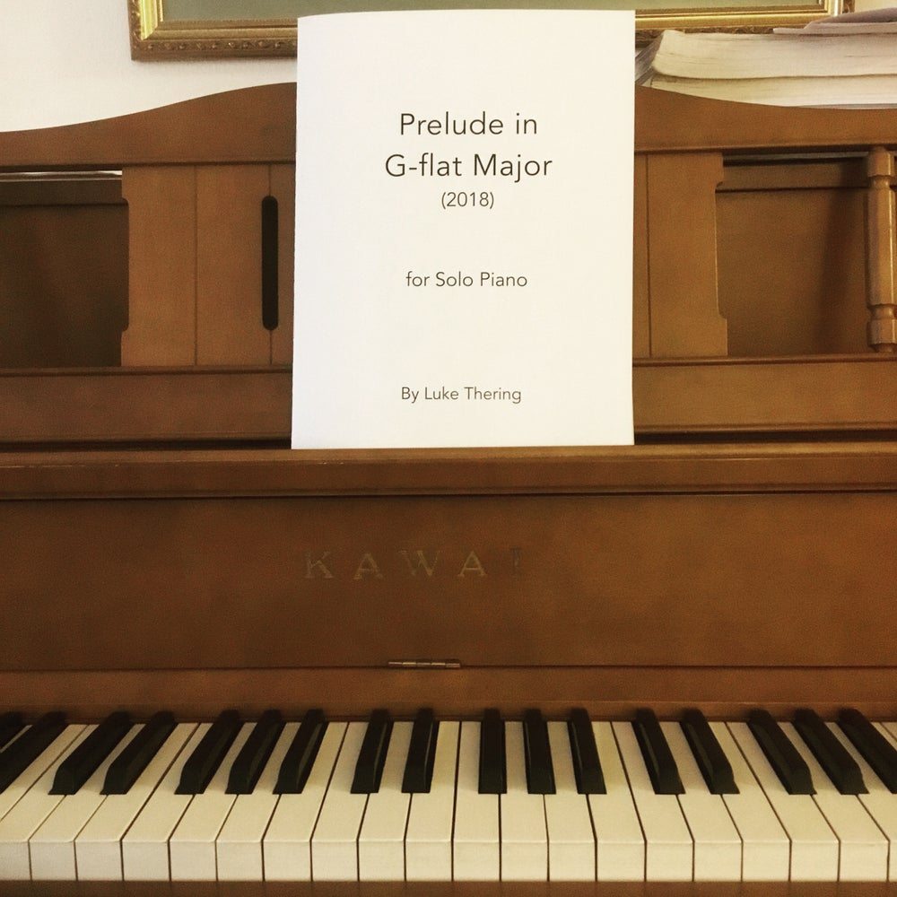 "Image of ""Prelude in G-flat Major"""