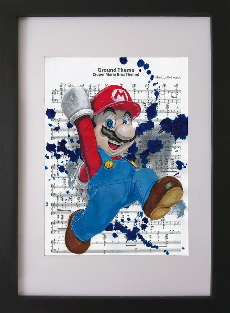 Image of Super Mario *ORIGINAL*