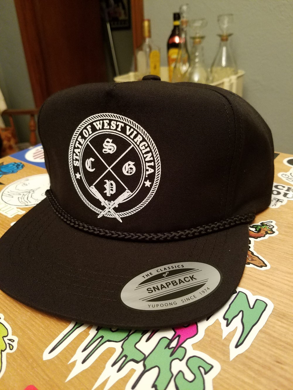 Image of STATE SEAL SNAPBACK