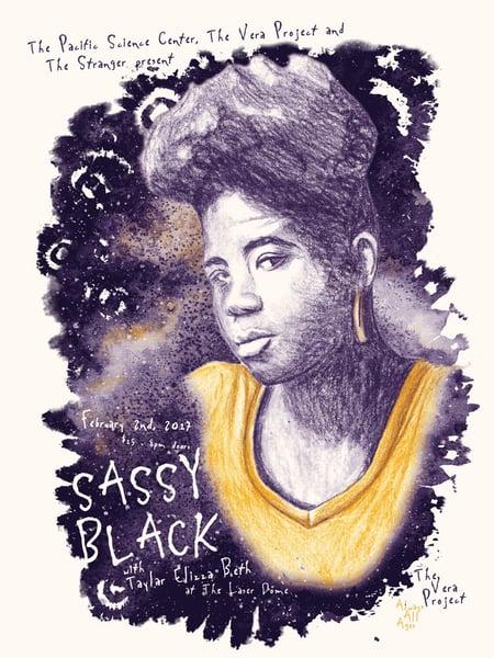 Image of Sassy Black