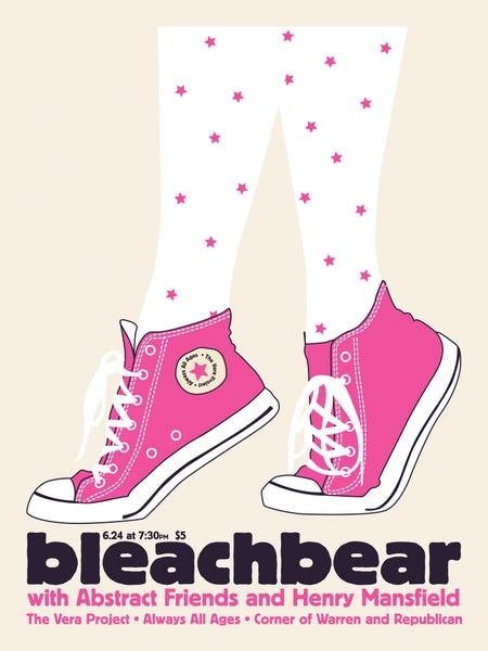 Image of Bleachbear