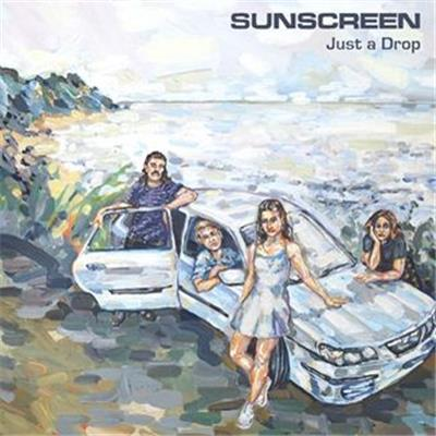Image of Sunscreen 'Just a Drop'  CD