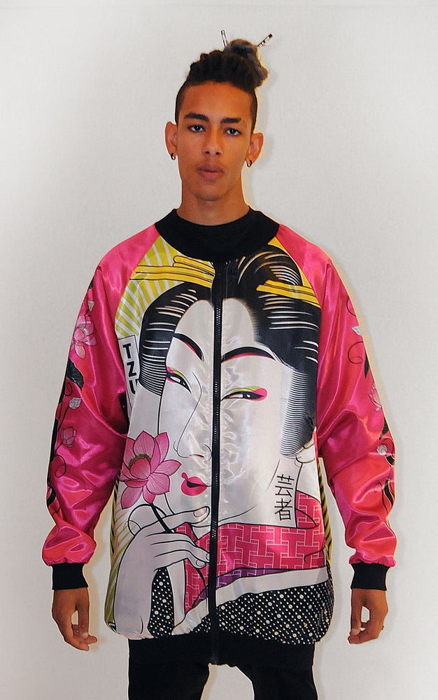 Image of Geisha Reversible Jacket