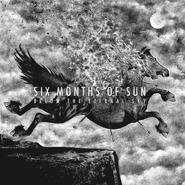 Image of Six Months of Sun « Below the Eternal Sky » Gatefold Lp