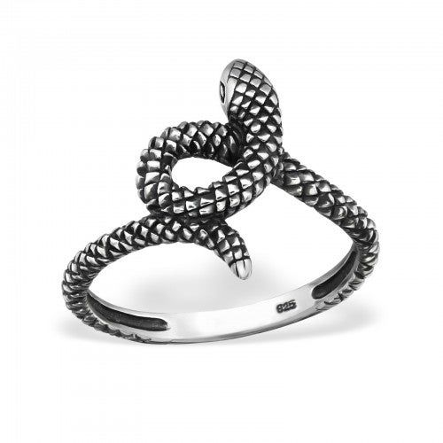 Image of Sterling Silver Draco Ring