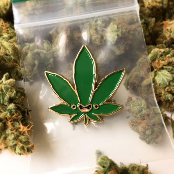 Image of Weed Pin