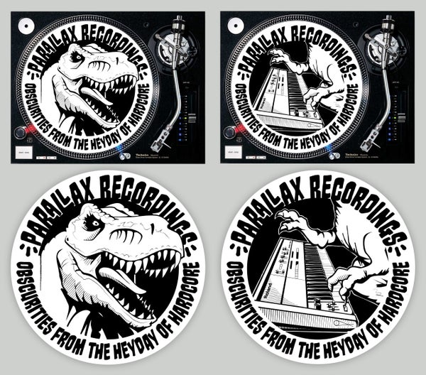 Image of Parallax Slipmats