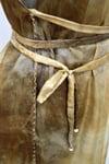 Rustic gold Artemis dress
