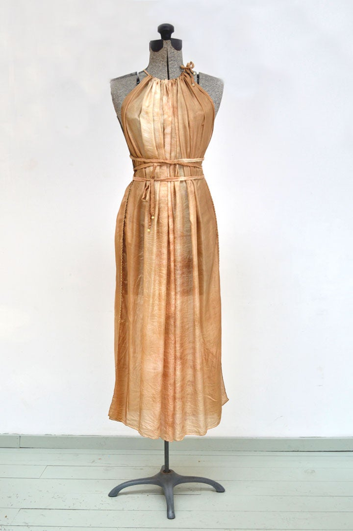 Image of Rose Artemis dress
