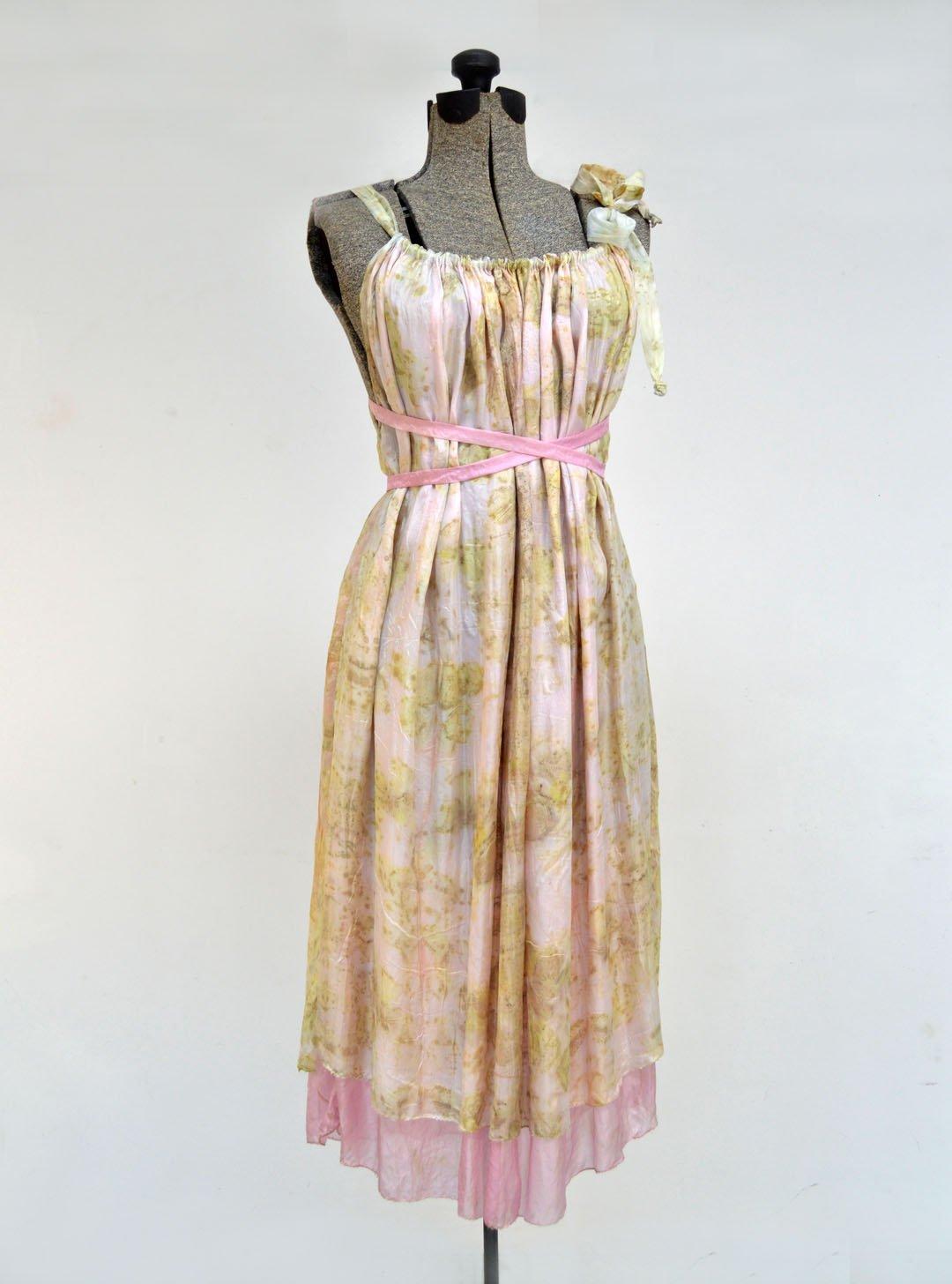 Image of Sweet rose reversible dress