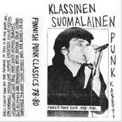 Image of SOLD OUT - FINNISH PUNK ROCK Mix Tape 1978-1980