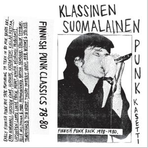 Image of FINNISH PUNK ROCK Mix Tape 1978-1980
