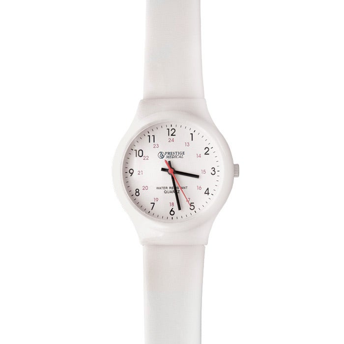 Image of Student Scrub Watch in White, Black, Hot Pink or Sky Blue