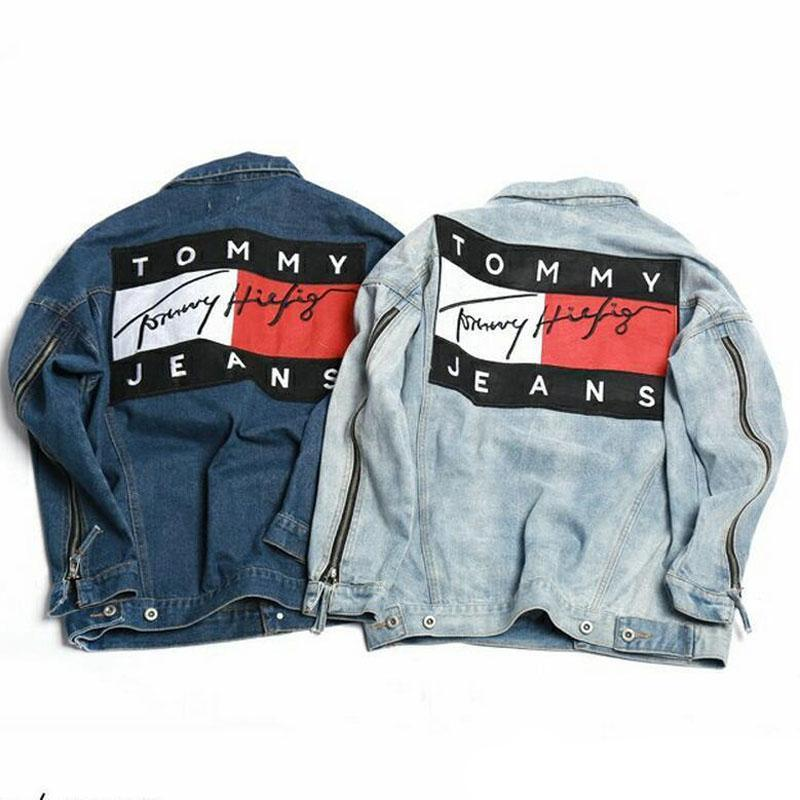 1ef94a41 TOMMY HILFIGER Denim Jacket | shopthehype2