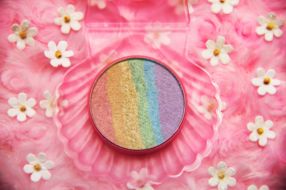 Image of Kaleidoscope Rainbow Highlighter