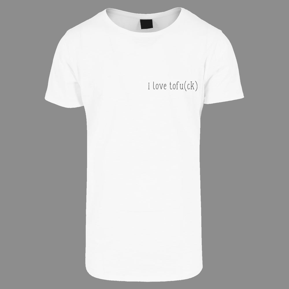 "Image of ""I LOVE TOFU(CK)"" 